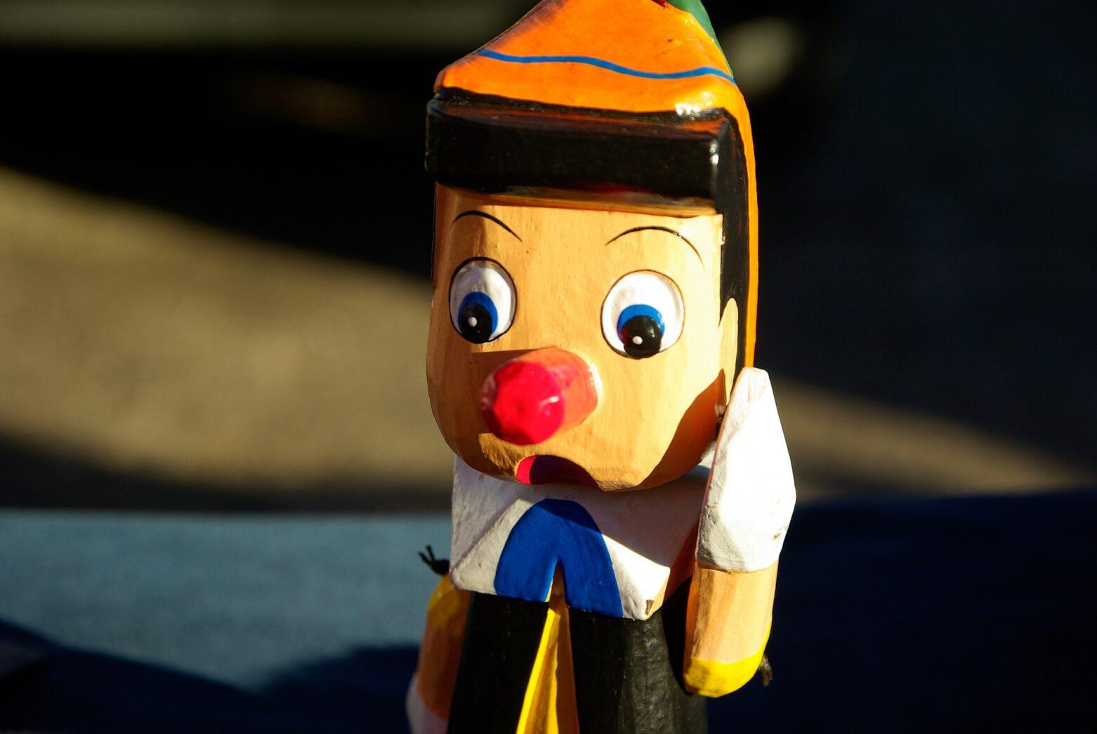 Pinocchio auf der Naturbühne Luisenburg  -ABGESAGT-