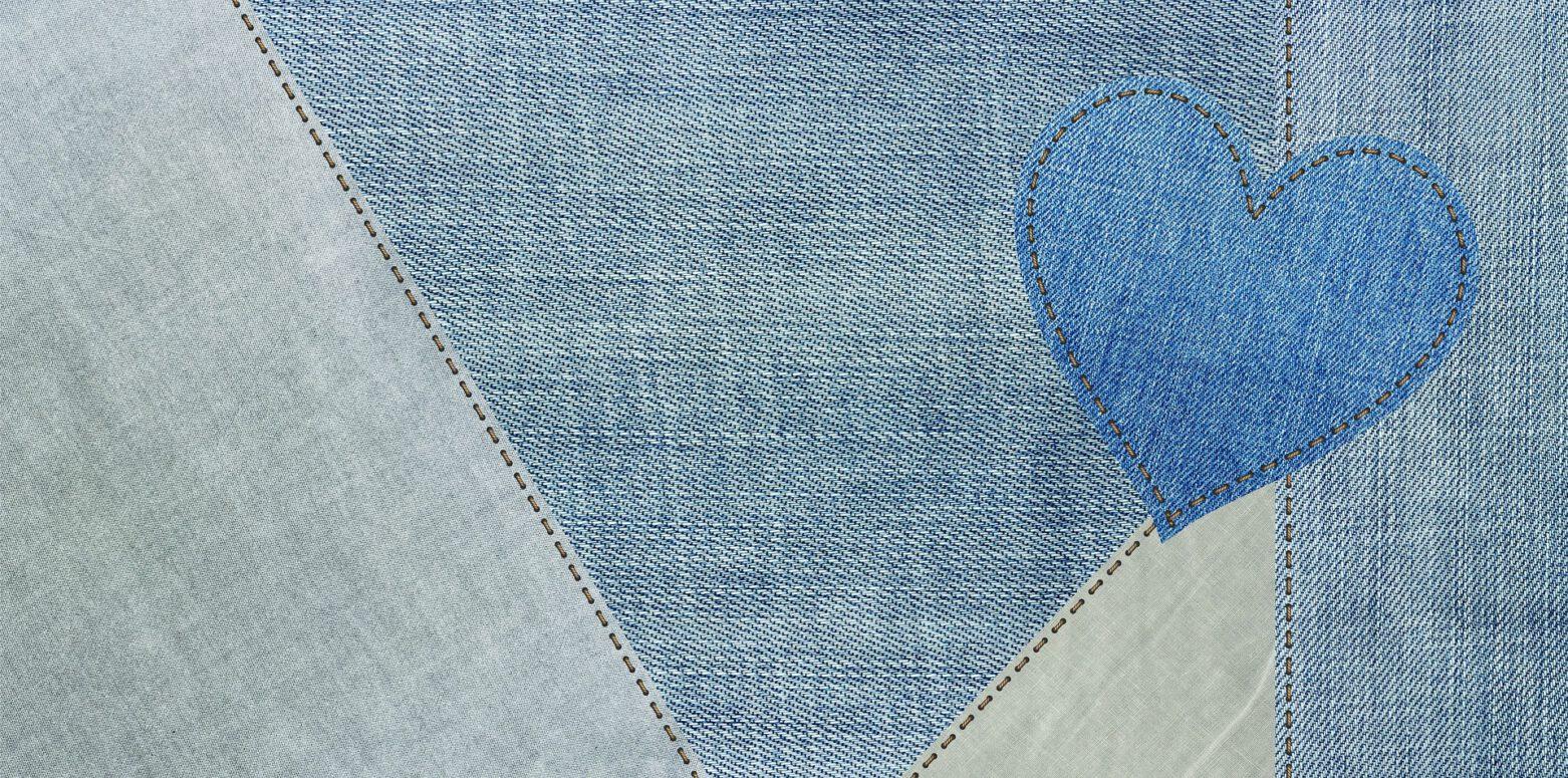 Alte Jeans verwandeln sich in Taschen – AUSGEBUCHT